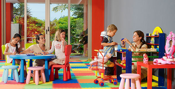 5 of the best child friendly wellness hotels resorts for Arts and crafts classes nyc