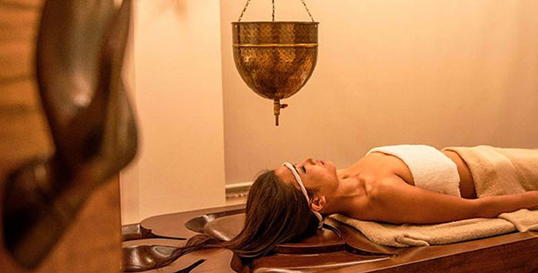 Ayurvedic treatment at Atmantan India