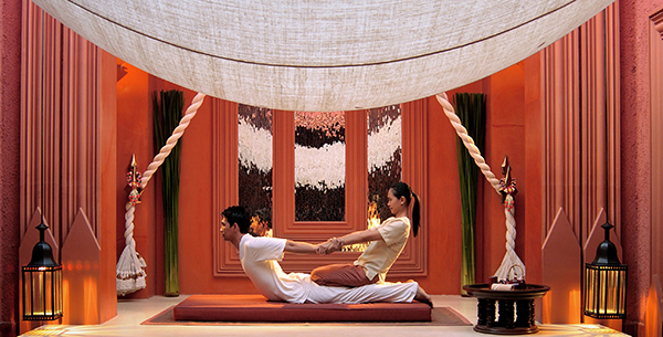 The Barai thai massage
