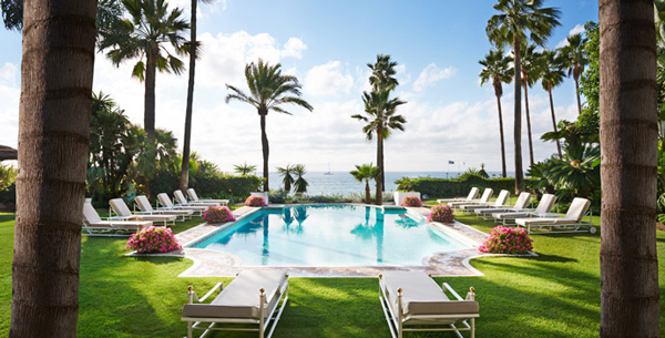 Marbella Club Outdoor Pool