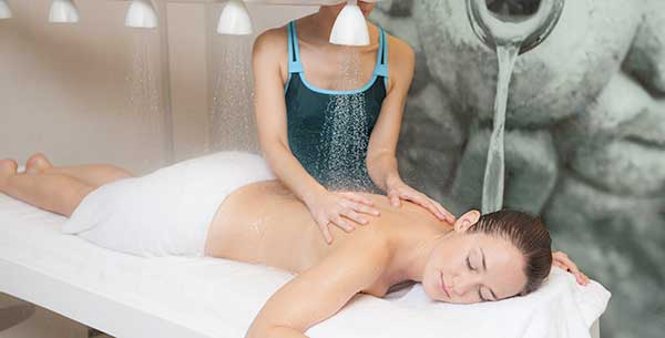 Hydrotheraphy treatment Palacio Estoril