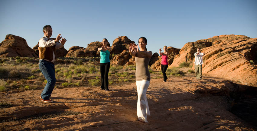 Red Mountain Essential Fitness Tai Chi
