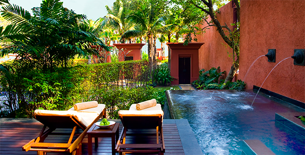 The Barai Spa Plunge Pool
