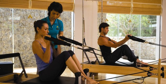 Pilates at Chiva Som