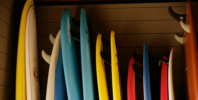 Surf equipment
