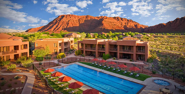 red mountain villas