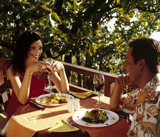 Ananda tree top dining