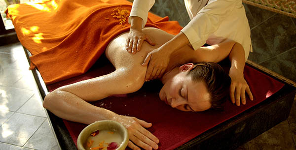 Ananda Ayurveda treatment