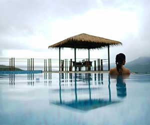 atmantan infinity pool