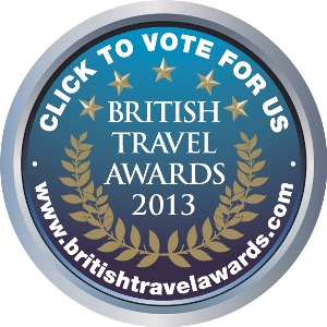 Vote for Health and Fitness Travel at the British Travel Awards