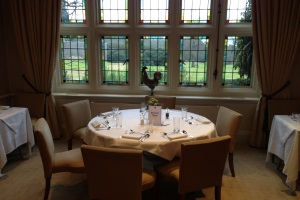 Grayshott Spa dining