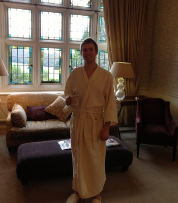 Grayshott Spa Adam