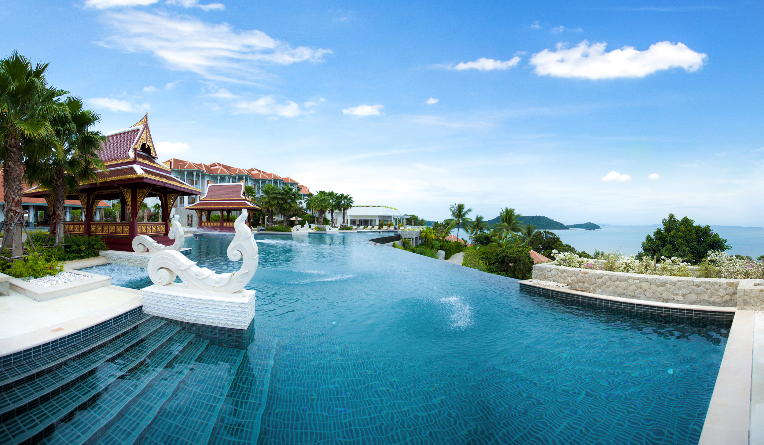 Swimming pool Phuket