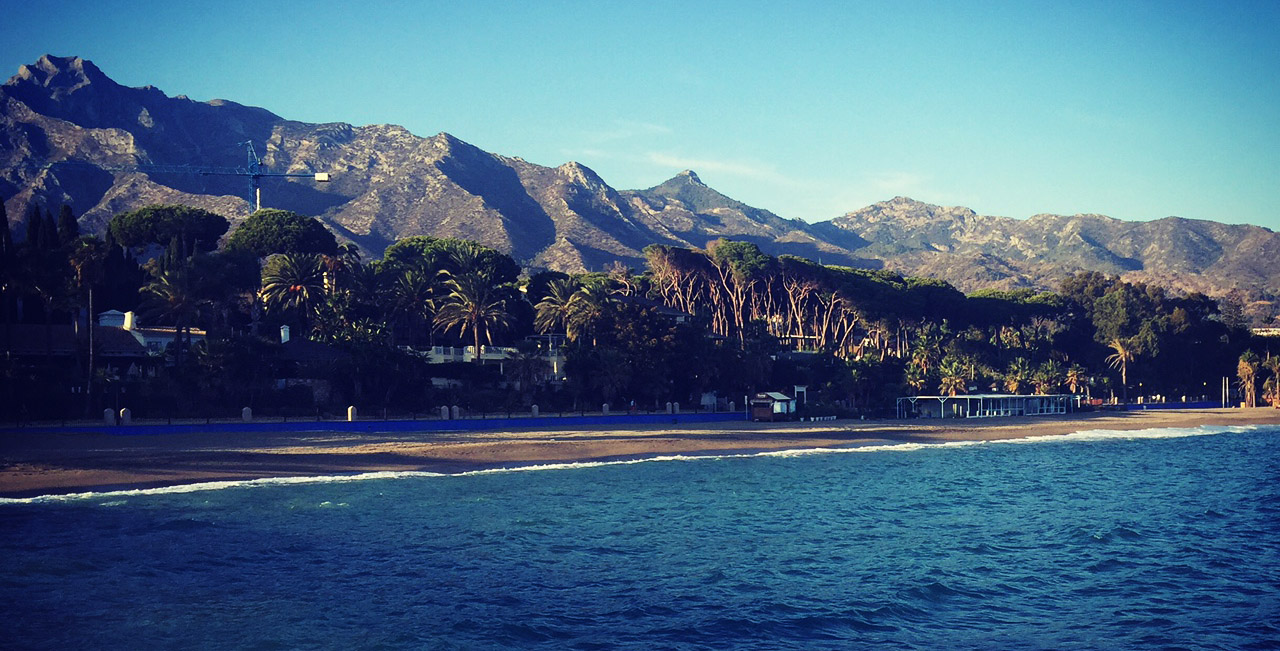 Marbella Club Scenery