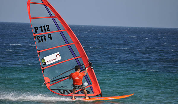 Windsurfing at Martinhal Luxury Beach Resort
