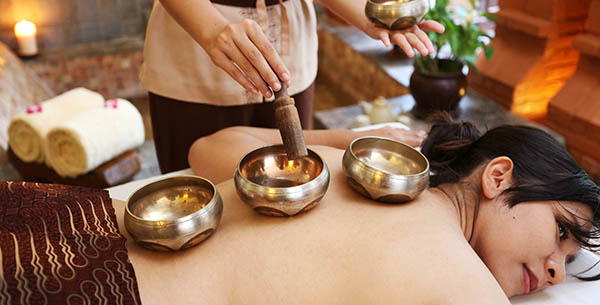 Tibetan Bowl Massage