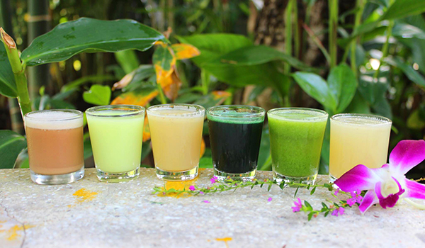 Juice Fasting at Absolute Sanctuary