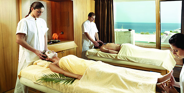porto elounda couples massage