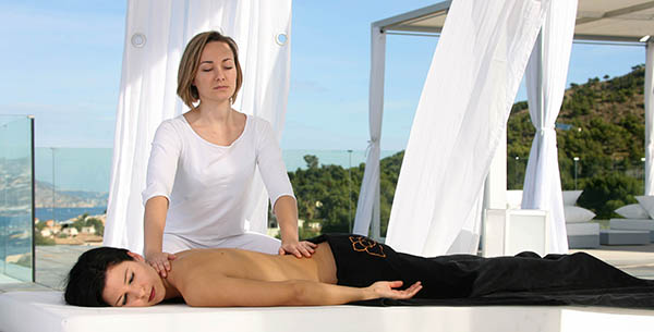 SHA reiki massage