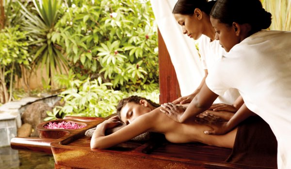 A massage at Grey