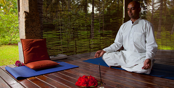 Meditation at Shreyas