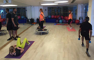 Fitness Center at Sianji