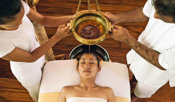 Therapeautic treatments at Soneva Kiri