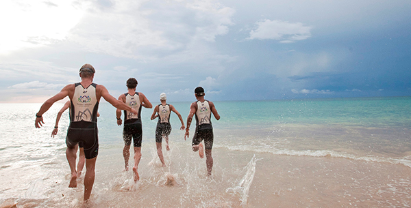 Thanyapura Triathlon Training