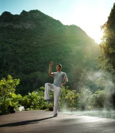 Yoga at The Banjaran