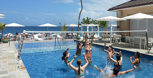 volleyball at BodyHoliday
