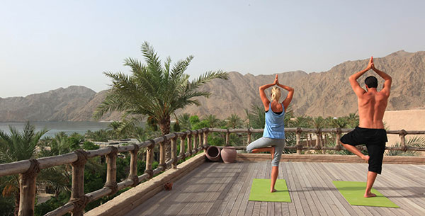 Zighy Bay Discover Yoga