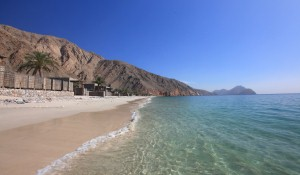 Zighy Bay in Oman
