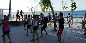 Zumba at The BodyHoliday