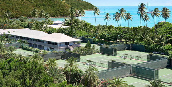 tennis Carlisle Bay