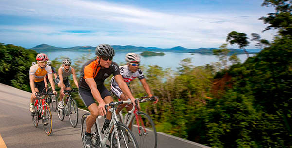 Thanyapura cycling