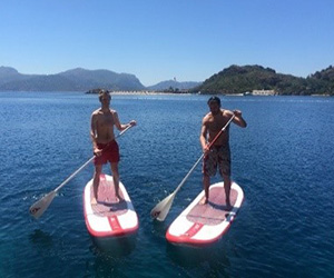 SUP in turkey