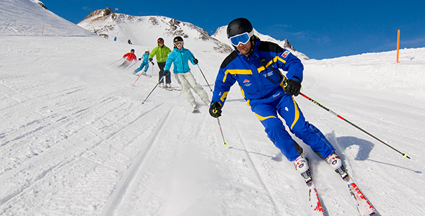 Hit the slopes at The Alpina Gstaad