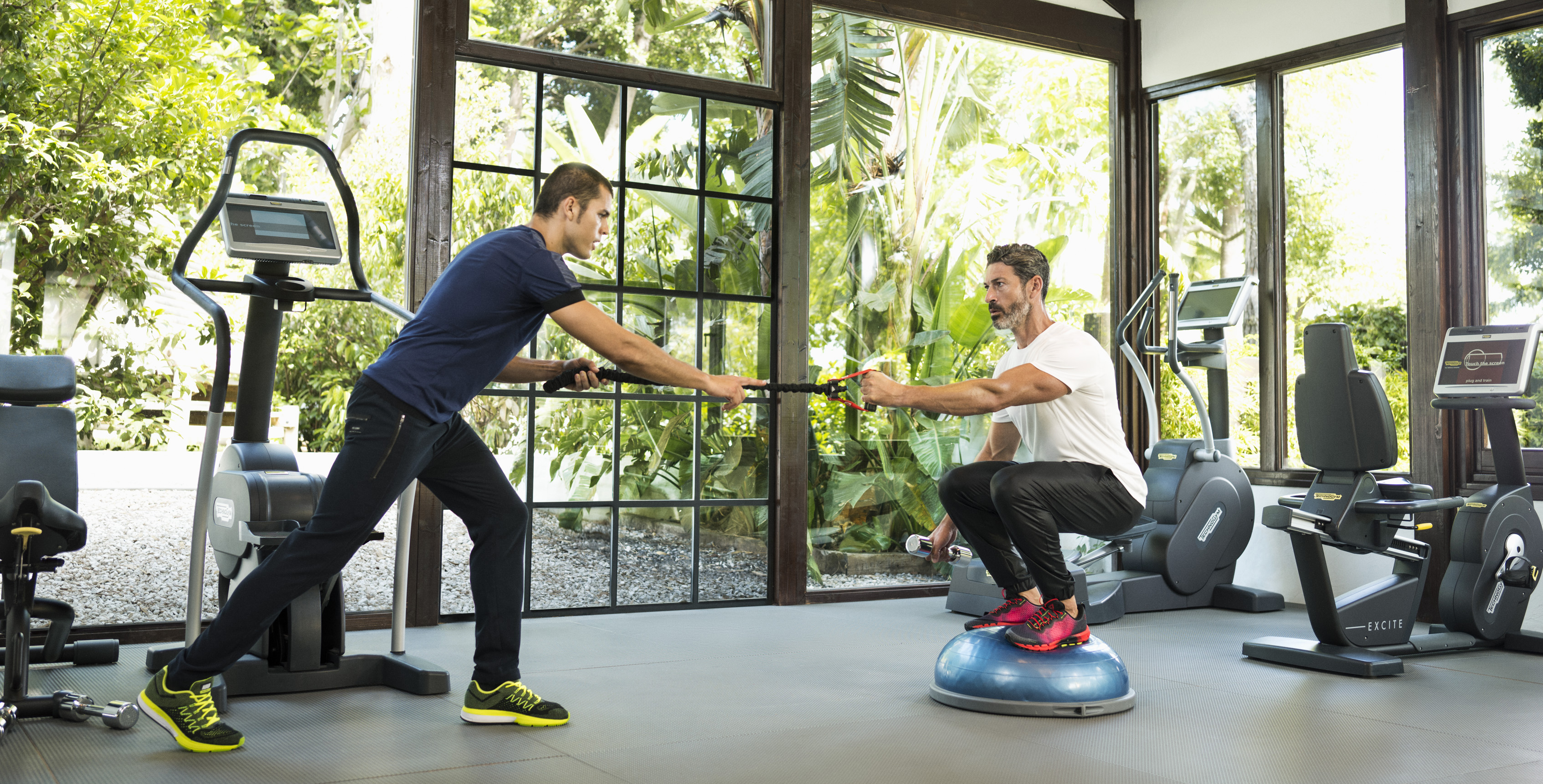 personal training at marbella club