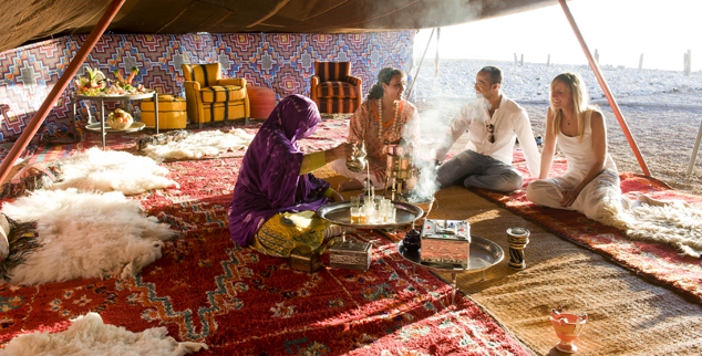 Enjoy an authentic cultural experience in Morocco