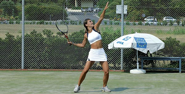 tennis at porto carras