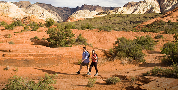 walking at red mountain essential fitness
