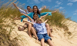 Martinhal Beach Resort - family on the dunes