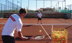 Aphrodite Hills tennis holiday