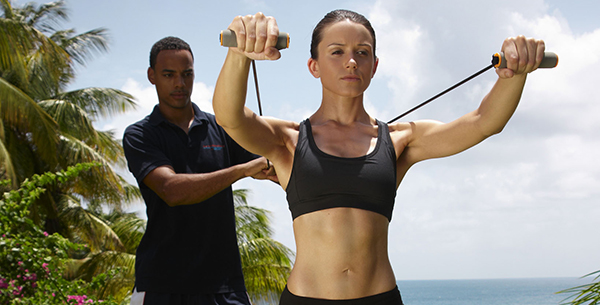 BodyHoliday personal training