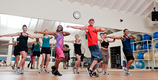 Fitness class at The BodyHoliday