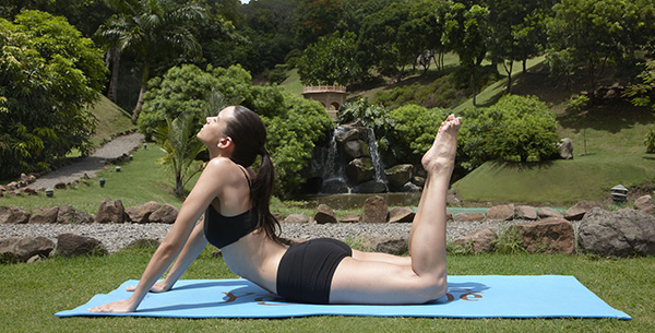 yoga The Bodyholiday