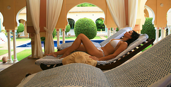 Ayurveda centre at the Body Holiday