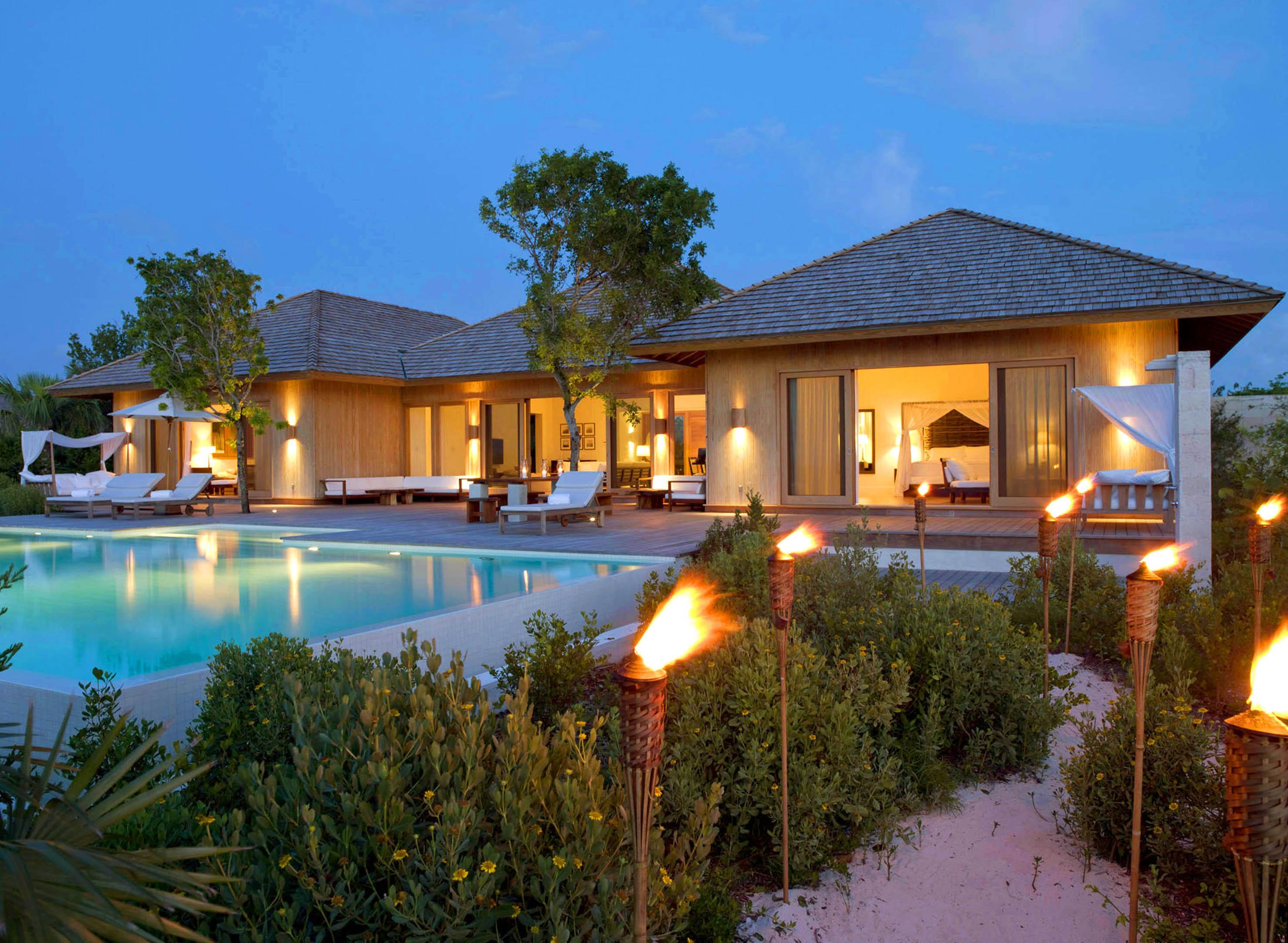 Les 7 hôtels bien-être de luxe isolés les plus chers au monde