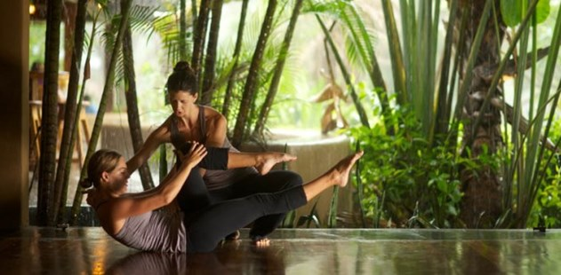 Image result for pilates retreat image