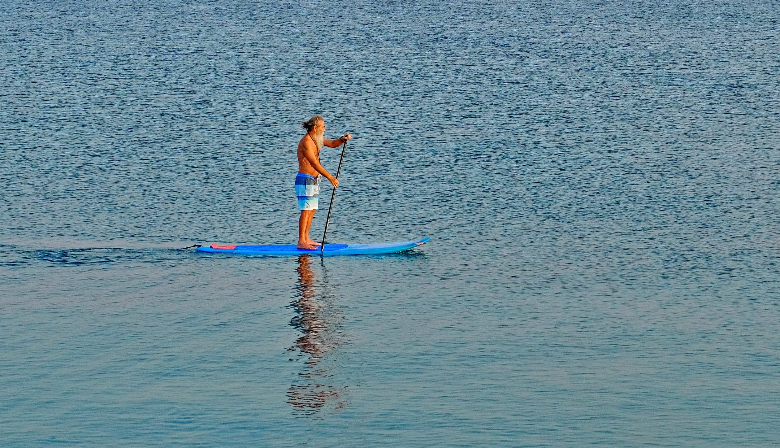 Un guide du débutant pour apprendre à faire du paddleboard